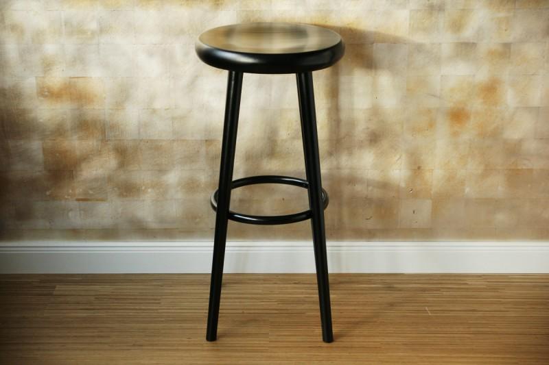 barhocker schwarz klassiker co. Black Bedroom Furniture Sets. Home Design Ideas