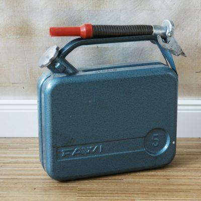 Benzinkanister 5l blau