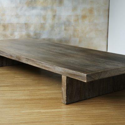Couch Tisch flach