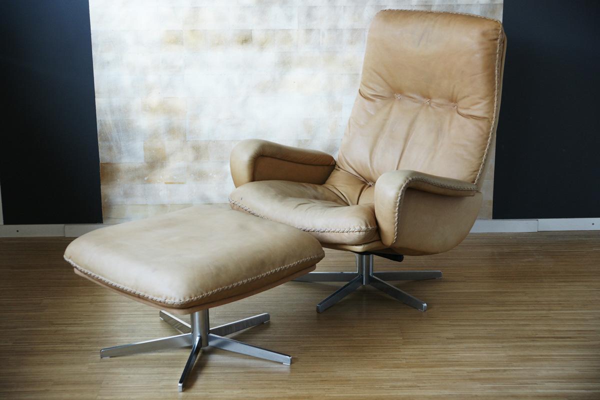 Desede Sessel Lounge S 231 James Bond Klassiker Co
