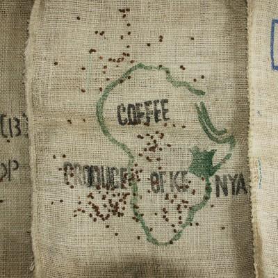 Kaffee-Sack