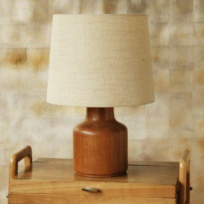Lampe Teak