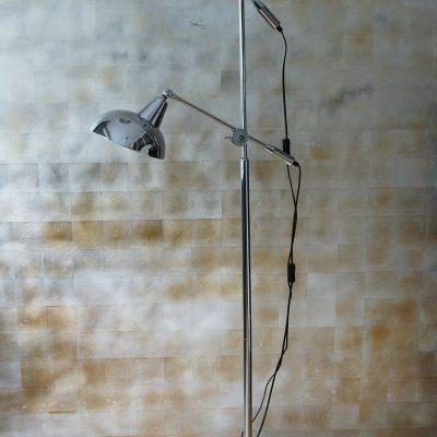 Lampe chrom