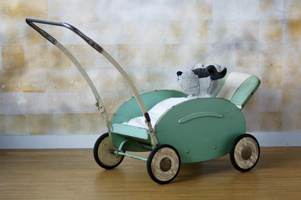 Puppenwagen mint shabby klassiker co for Ohrensessel mint