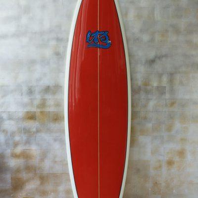Surfboard rot v