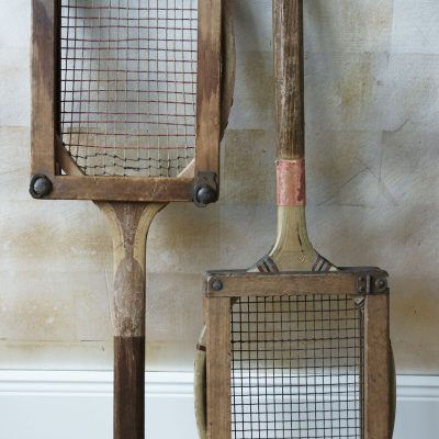 Tennisschläger viereck