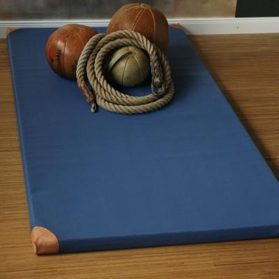 Turnmatte blau leicht