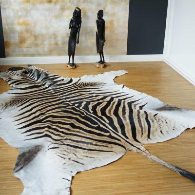 Zebrahaut