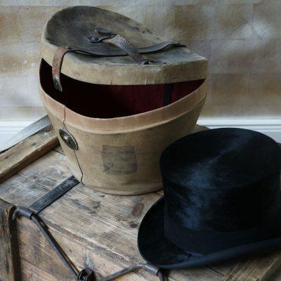 Zylinderhut-Schachtel