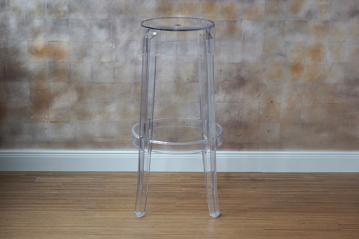 Barhocker kartell rund klar klassiker co for Barhocker klassiker